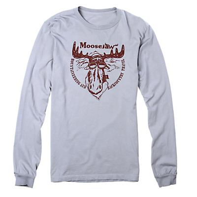 Moosejaw Men's Classic Moose LS Tee