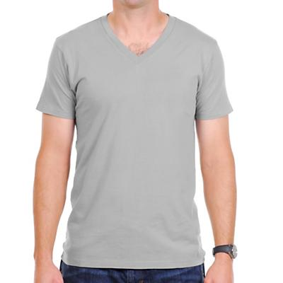 Moosejaw Men's Eliot Blitzer SS V-Neck Slim Fit Tee