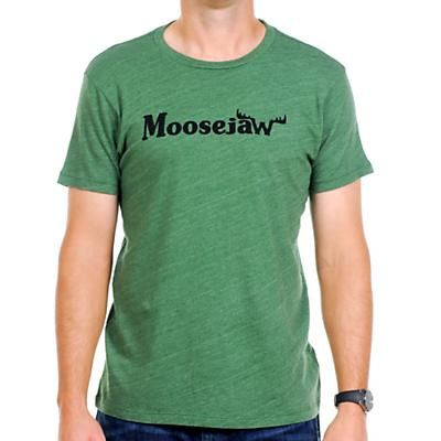 Moosejaw Men's Takashi SS Heather Slim Fit Tee