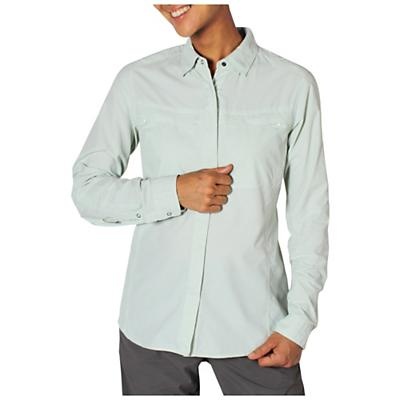ExOfficio Women's BugsAway Halo Check Top