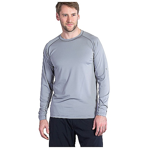 ExOfficio Sol Cool Crew Long Sleeve Shirt