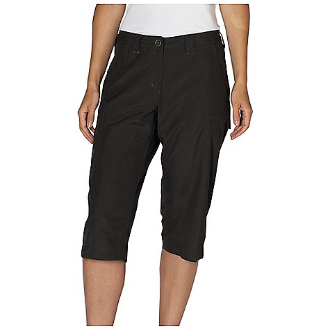 photo: ExOfficio Vent'r Dig'r Capri hiking pant