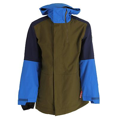 Bonfire Blur Snowboard Jacket - Men's