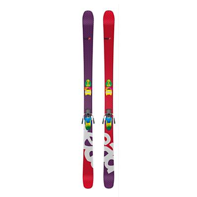 Head SBC 79 Skis w/ Mojo 11 Wide Bindings 88mm 2012- Men's