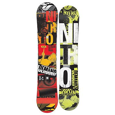 Nitro Demand Snowboard 146 2012- Boy's