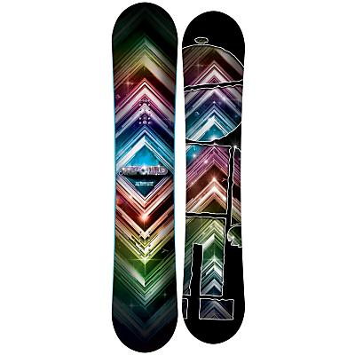 Stepchild Jibstick Snowboard 148 2012- Men's