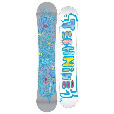 Technine One Love Rocker Snowboard 149 - Women's