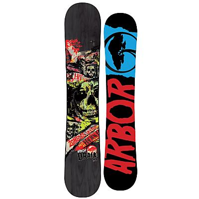 Arbor Draft Snowboard 153 2012- Men's