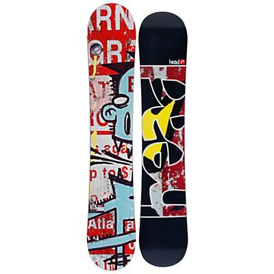 Head Rush Rocka Snowboard 153 - Men's