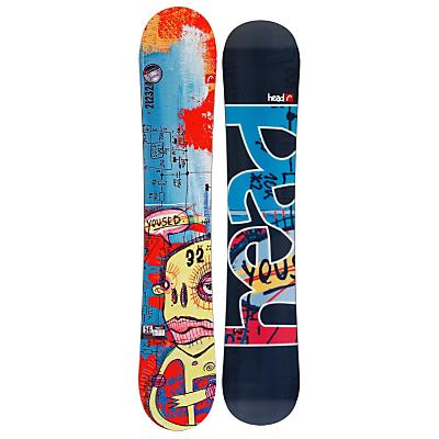 Head Ignition Rocka Snowboard 156 - Men's
