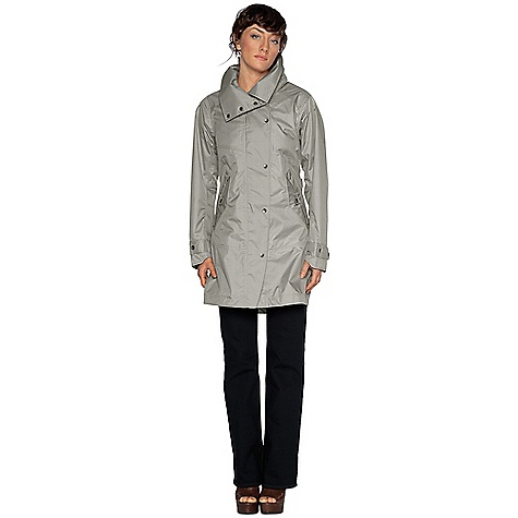 photo: Nau Women's Succinct Trench Coat