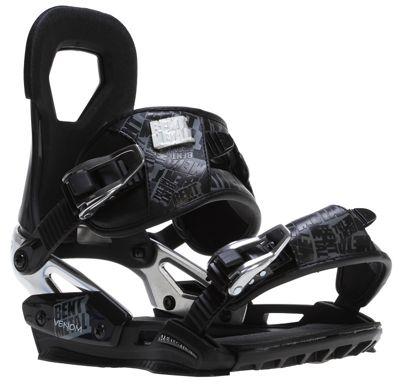 Bent Metal Venom Snowboard Bindings - Men's
