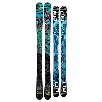 Lib Tech Jib Nas Recurve Skis - Men's