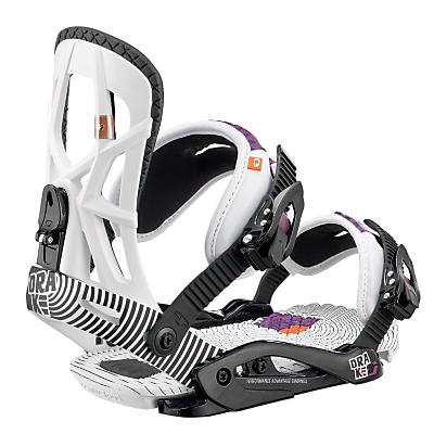 Drake Reload Snowboard Bindings - Men's