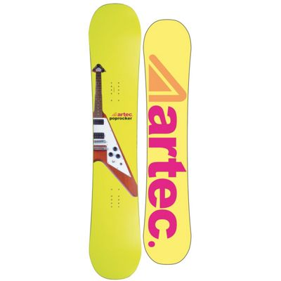 Artec Pop Rocker Snowboard 154 - Men's