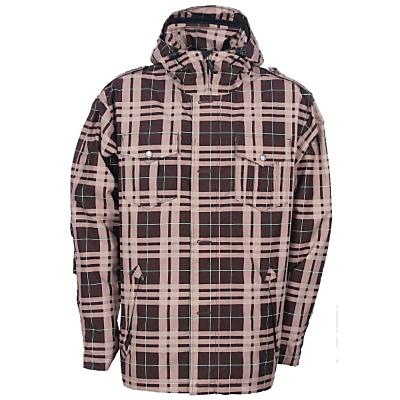 Sessions Rebellion Plaid Ski Jacket - Men's