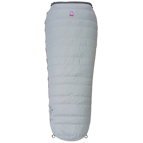 photo: Sierra Designs Laurel 15 3-season down sleeping bag