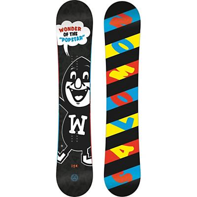 Salomon Popstar Snowboard 150 2012- Men's