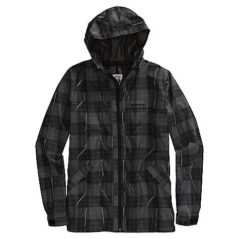 photo: Burton 2L Anthem Jacket waterproof jacket