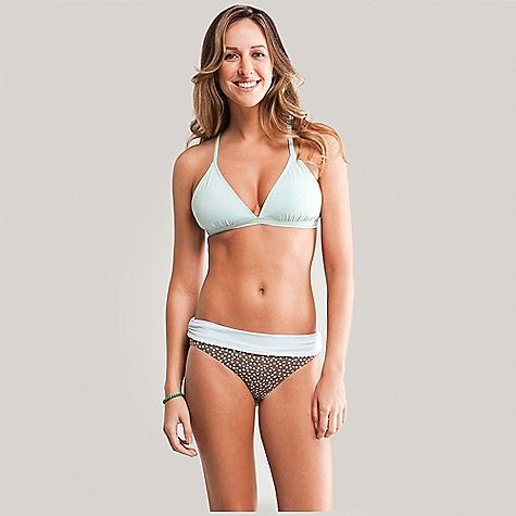 Carve Designs Women's Cali Convertible Bikini Top