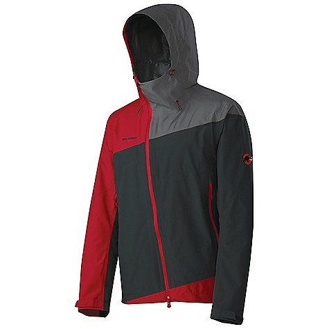 photo: Mammut Rainier Jacket waterproof jacket