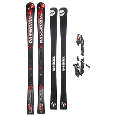 Rossignol Strato 80 LTD TI Tpi2 Skis w/ Axial 140S Bindings - Men's