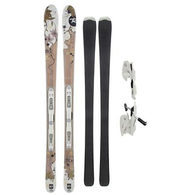 Rossignol S74W Skis w/ Saphir 90L Bindings - Women's