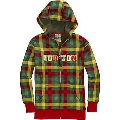 Burton Doom Bonded Hoodie - Kid's