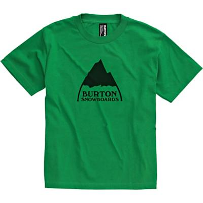Burton Mountain Logo T-Shirt - Kid's