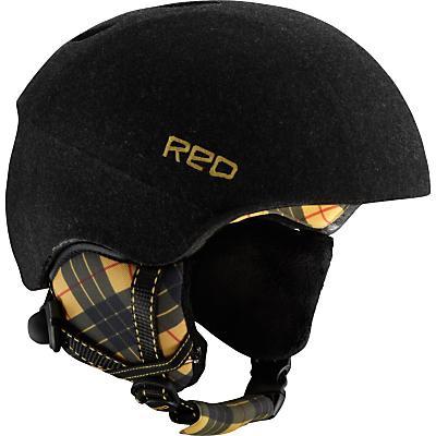 Red Hi-Fi Snowboard Helmet 2012- Women's
