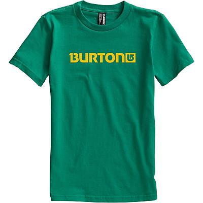Burton Logo Horizontal T-Shirt - Kid's