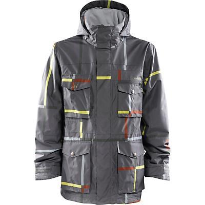 Foursquare Vise Snowboard Jacket - Men's
