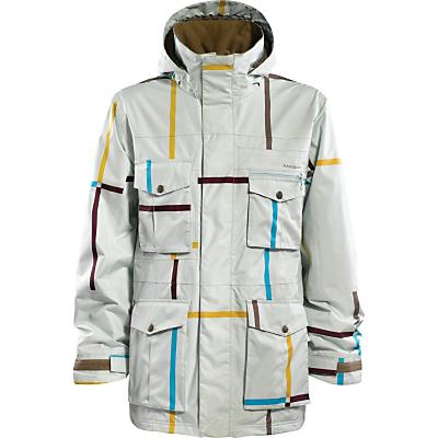 Foursquare Vise Snowboard Jacket - Men's