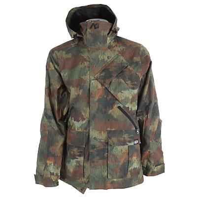 Analog Asset Snowboard Jacket 2012- Men's