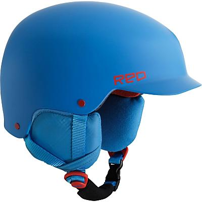 Red Defy Snowboard Helmet 2012- Kid's