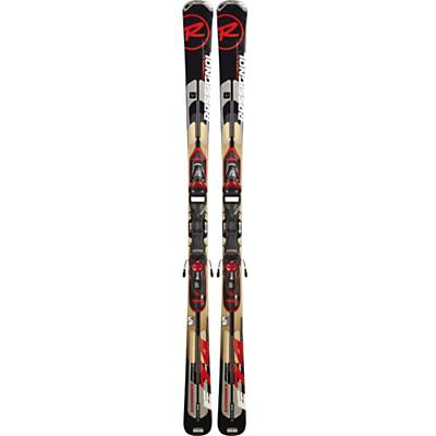 Rossignol Experience 74 Carbon Tp12 Skis w/ Axium 100L Bindings Black - Men's