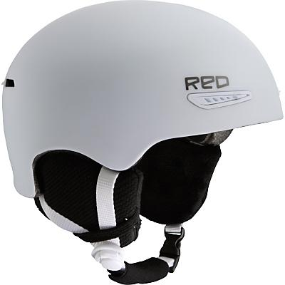 Red Pure Snowboard Helmet 2012- Women's