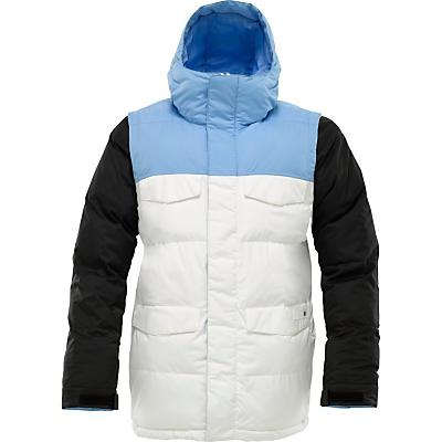 Burton Deerfield Puffy Snowboard Jacket - Men's