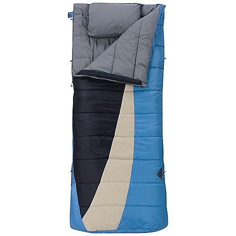 photo: Kelty Eclipse 15 3-season synthetic sleeping bag