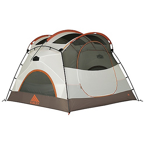 photo: Kelty Parthenon 4 three-season tent