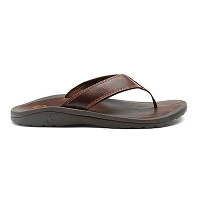 OluKai Men's 'Ohana Leather Sandal