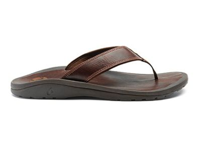 OluKai Men's 'Ohana Leather Sandal