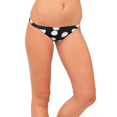 Roxy Women's Moon Beach Lowrider Bikini Bottom