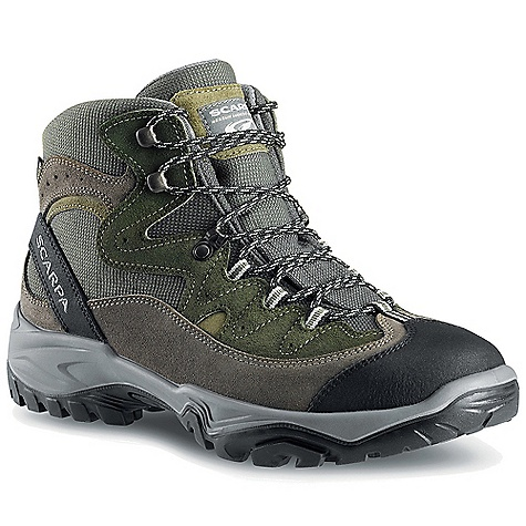 photo: Scarpa Cyclone GTX hiking boot