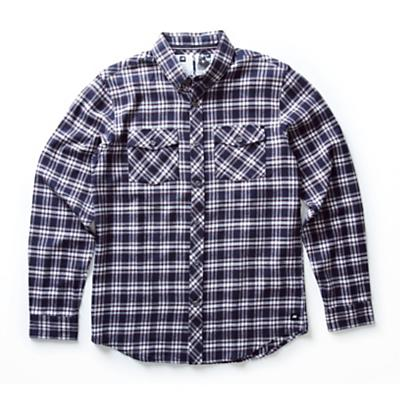 Analog Big Time L/S Flannel Shirt - Men's