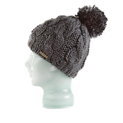 Spacecraft Snuffle Pom Beanie - Women's