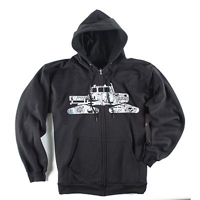 Spacecraft Snowcat Hoodie - Men's