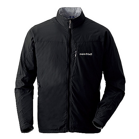 photo: MontBell Light Shell Outer Jacket wind shirt