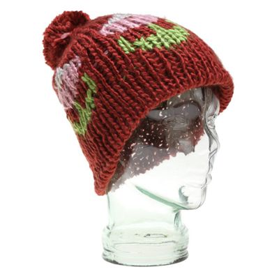 Holden Flower Beanie - Women's