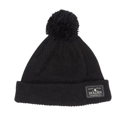 Holden Cuffed Pom Pom Beanie - Men's